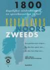 1800 dagelijkse uitdrukkingen en spreekwoorden in het Nederlands, Noors en Zweeds
